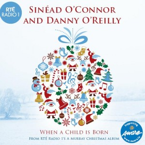 CD Cover of the single When a Child is Born